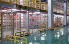 为昆山某大型物流公司打造多功能实用仓库