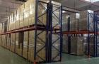 托盘货架成功改造电子企业成品仓
