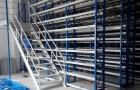 4S店货架打造汽车销售与服务企业实用仓库