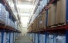 重型货架满足江阴客户先进先出需求