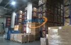 上海物流业可调式托盘货架成功案例