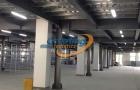 苏州电商钢平台+轻型货架解决方案