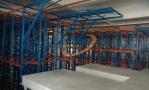 上海某焊接设备制造公司:自动化立体库