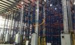 吴江某上市公司项目:自动化立体库顺利完工