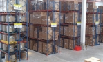 仓库改造方案:重型货架接高,增加托盘存储位